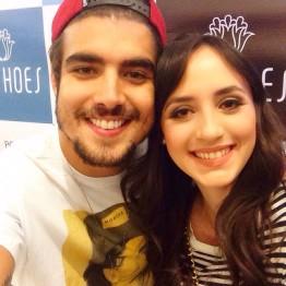 Selfie Caio Castro