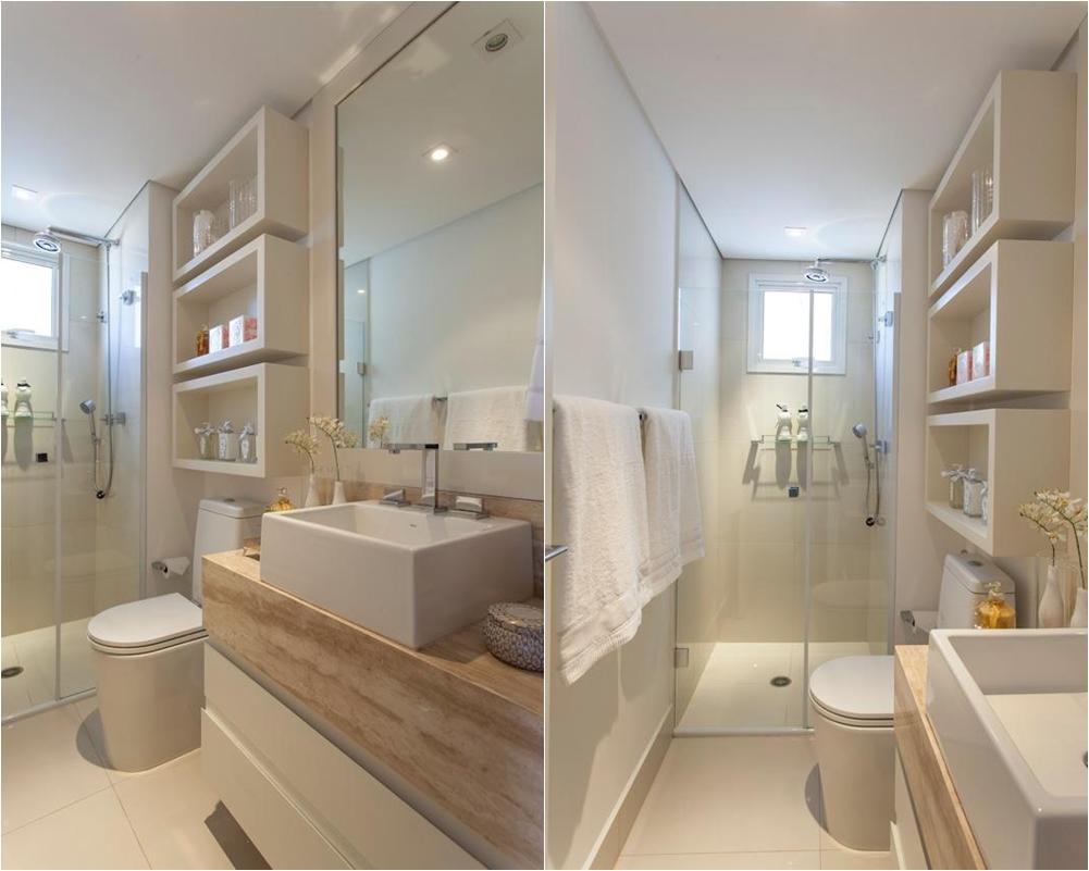 Decor Banheiros Pequenos  4Ladies Blog! -> Banheiros Grandes Modernos