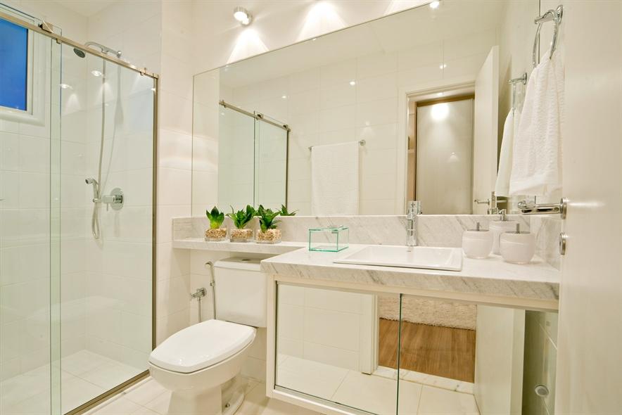Banheiros De Aptos Decorados : Decor banheiros pequenos ladies