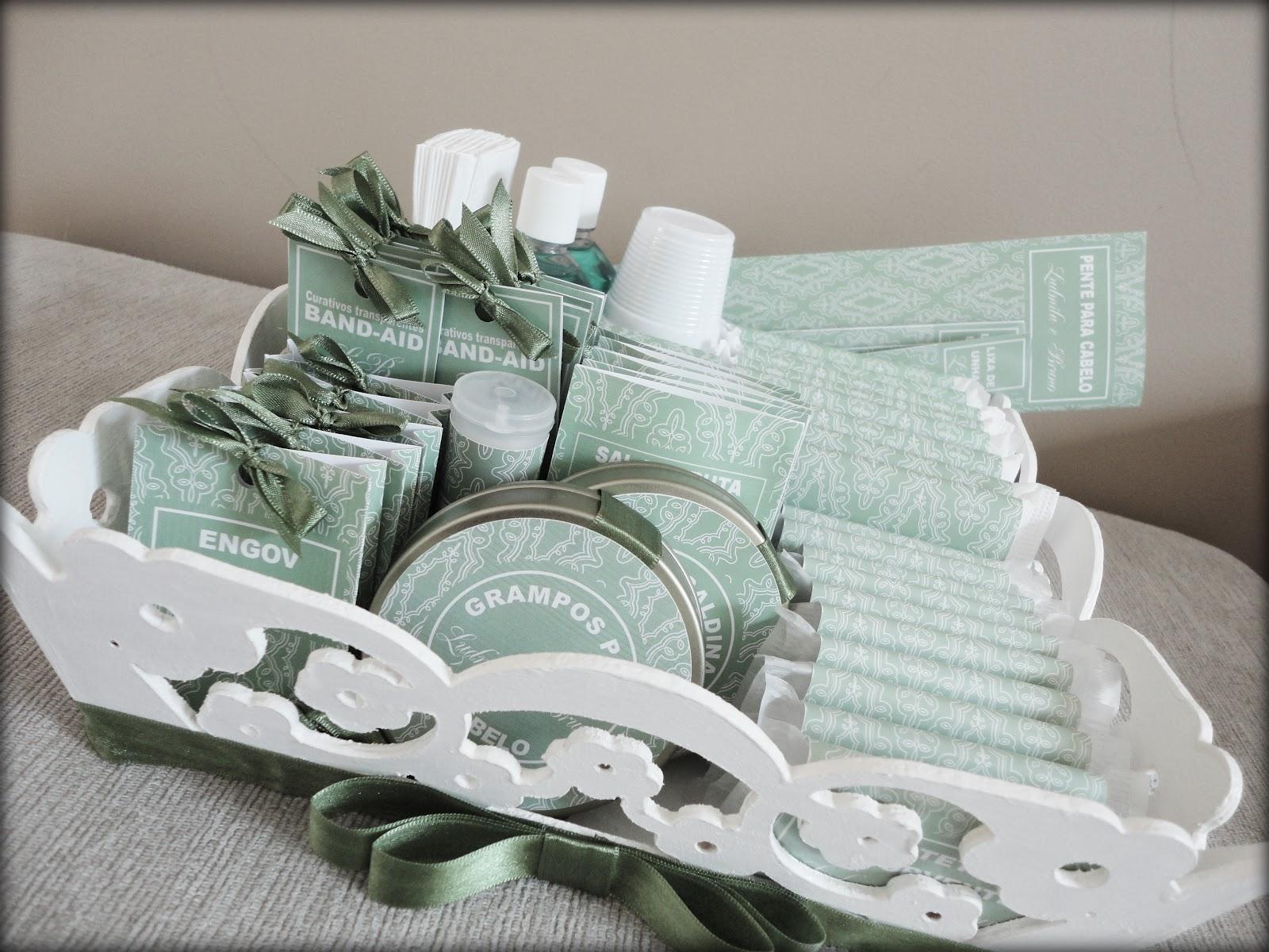 Kit Toalete Casamento Brasilia : Casamento kit toalete ladies